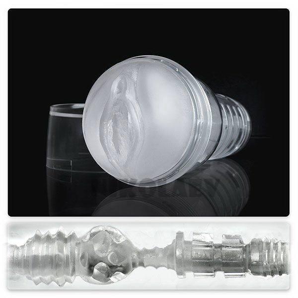 Мастурбатор Ice Lady Crystal Fleshlight